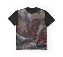 Troll Warlord Graphic T-Shirt