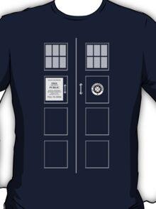 I am the Tardis T-Shirt