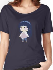 Hinata Hyuuga Chibi Women's Relaxed Fit T-Shirt