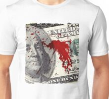 Blood Money Unisex T-Shirt