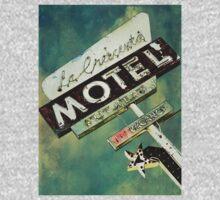 La Crescenta Vintage Motel Sign Kids Clothes
