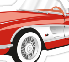 Classical Cars T-Shirts & Hoodies Sticker