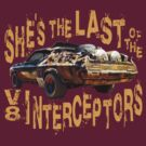 V8 Interceptor Mad Max by KlassicKarTeez