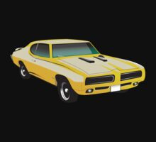 Classical Cars T-Shirts & Hoodies by incetelso
