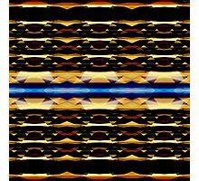 Vivid Colors Digital Collage Photographic Print