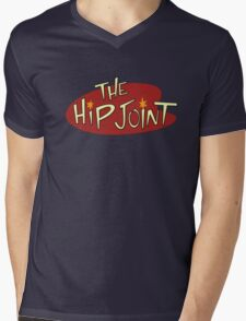 The Hip Joint Mens V-Neck T-Shirt