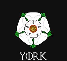 The House of York - with text Unisex T-Shirt