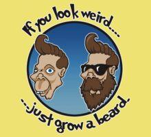 Beard Truth Kids Tee