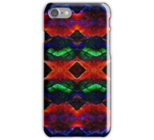 Primitive Textured Shapes iPhone Case/Skin