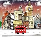 London by flockadoodle