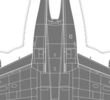 McDonnell Douglas F-18 Hornet Sticker