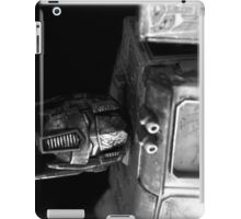 Tough Day In The Office - BW iPad Case/Skin