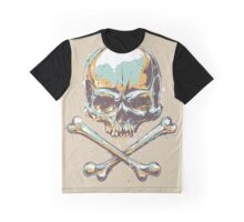 Skull and Bones Graphic T-Shirt