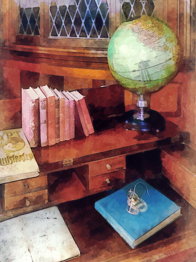 Education - Professor's Office by Susan Savad