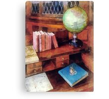 Education - Professor's Office Canvas Print