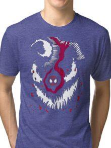 Embrace the Darkness Parker Tri-blend T-Shirt
