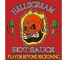 Hellscream Hot Sauce Photographic Print