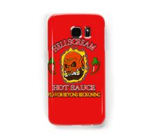 Hellscream Hot Sauce Samsung Galaxy Case/Skin