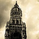 Bell Tower by Paula Bielnicka
