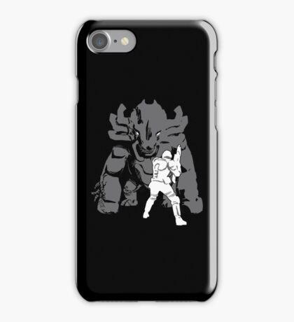 Onos VS Marine phone case iPhone Case/Skin
