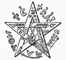 Pentagram by Jacob Barlow