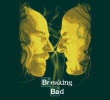 Heisenberg vs Schrader by Gingerbredmanny