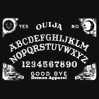 Ouija Black by Jacob Barlow