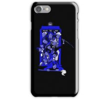 Bigger on the Inside My Bum! iPhone Case/Skin