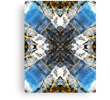 Aquatic Lace 4 Canvas Print