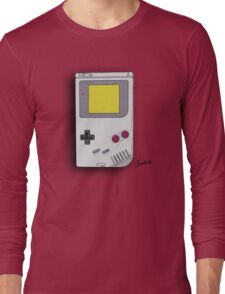 Popular Portable Game Device Long Sleeve T-Shirt