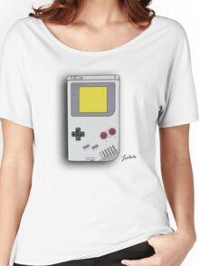 Popular Portable Game Device Women's Relaxed Fit T-Shirt