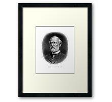 General Robert E. Lee Framed Print