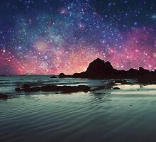 Stars and Galaxies Above by missmaestro123