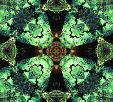 Aquatic Lace 10 by SRowe Art