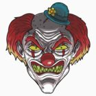 Badass Clown by Joey Gates