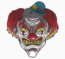 Badass Clown by joeygates