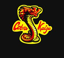 Cobra Kaiju (Pacific Rim - Karate Kid) T-Shirt Unisex T-Shirt