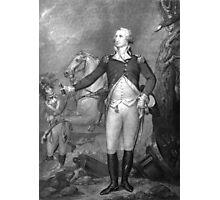 General George Washington At Trenton Photographic Print