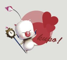 Final Fantasy XIII - Moogle Shirt [Kupo!] by Susanwolf