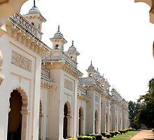 Chowmahalla Palace by AaronJJones
