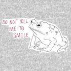 Sassy Toad - Variation by Elliot Parker
