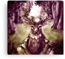 Forest Elder Canvas Print