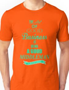 'Welcome to the Layer Cake son' Unisex T-Shirt