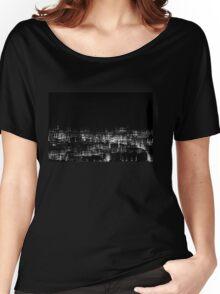 dark city Women's Relaxed Fit T-Shirt