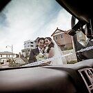 Wedding couple by Mili Wijeratne