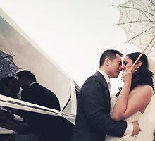 A shy bride by Mili Wijeratne