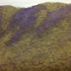 Deua Range from Araluen Heights 2 by Glenda Jones