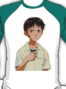 Shinji and his mug T-Shirt