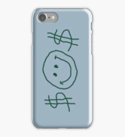 Mr Krabs First Dollar iPhone Case/Skin