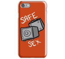 Safe Sex iPhone Case/Skin